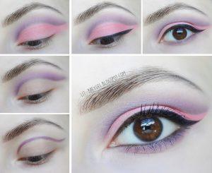 walentynki makeup
