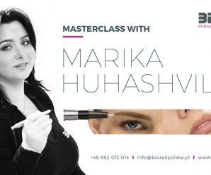 szkolenie z Mariką Huhashvili